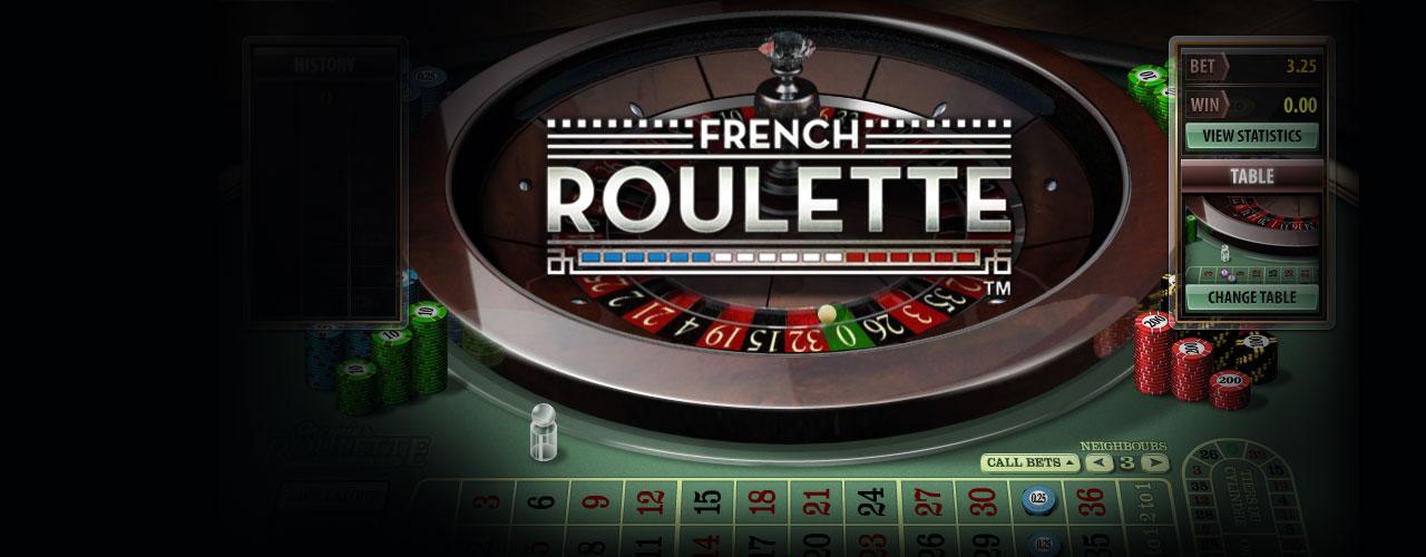 French Roulette oyna ve kazan