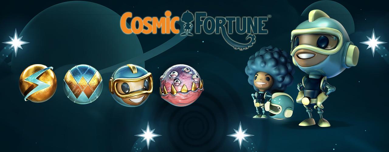 Cosmic Fortune oyna ve kazan