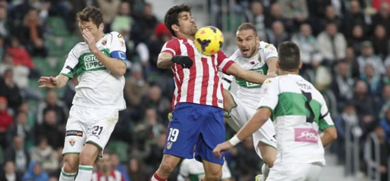Atletico Madrid – Elche