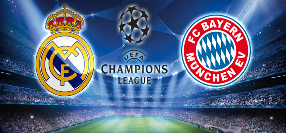 Real Madrid - Bayern Munich
