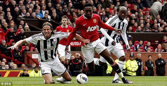 West Bromwich – Manchester United
