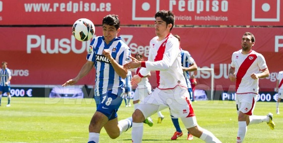 Real Sociedad – Rayo Vallecano