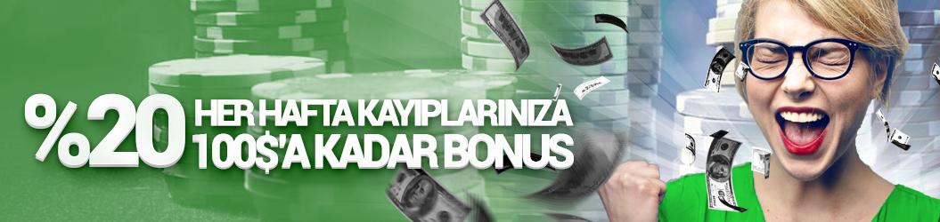 Geri Ödeme Bonusu