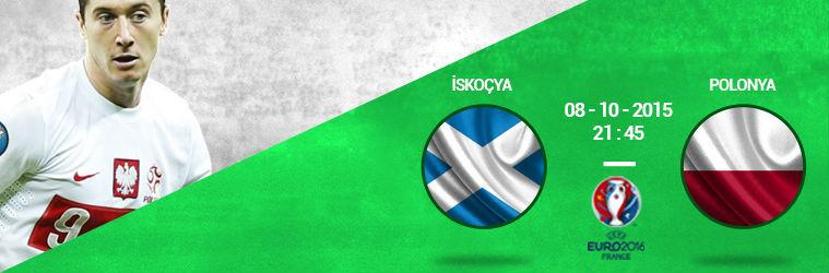 İskoçya - Polonya