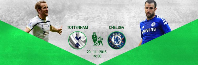 Tottenham-Chelsea