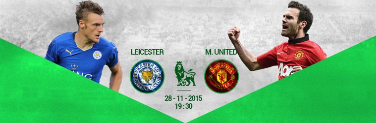 Leicester- Manchester United