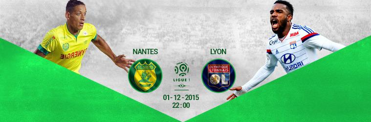 Nantes-lyon