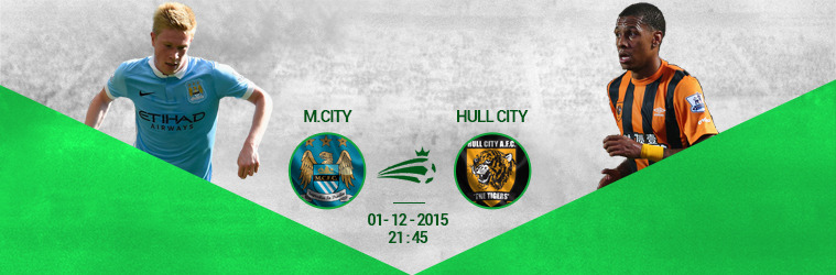 Manchester City-Hull City