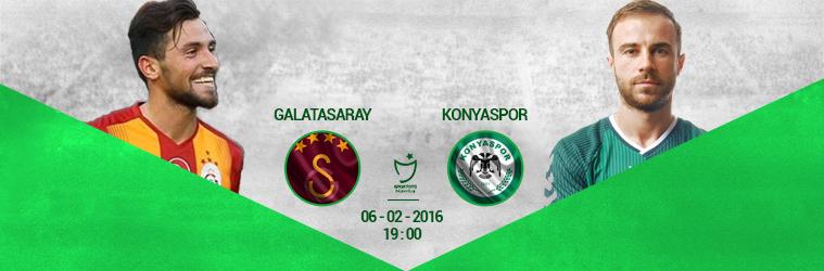 Galatasaray-Konyaspor