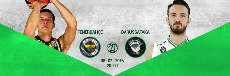 Fenerbahce-Darussafaka