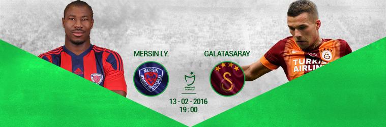 Mersin - Galatasaray
