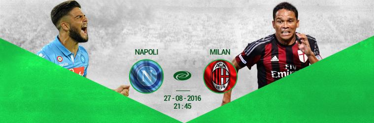 Napoli – AC MIlan