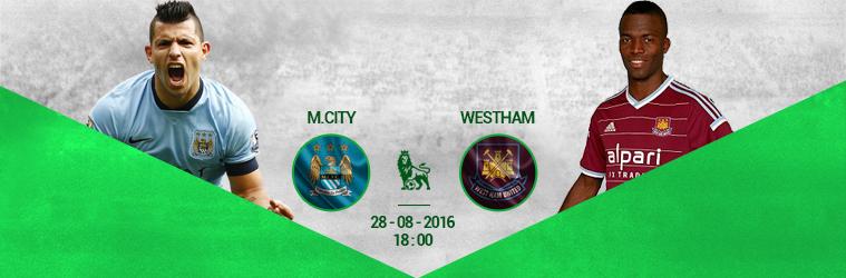 Manchester City – West ham