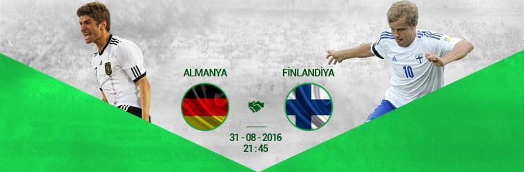 Almanya - Finlandiya