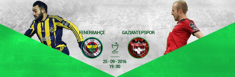 Fenerbahce-Gaziantepspor