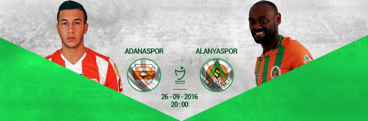 Adanaspor - Alanyaspor