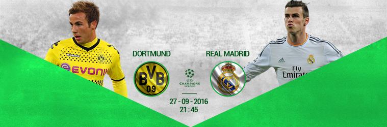 Dortmund- Real Madrid
