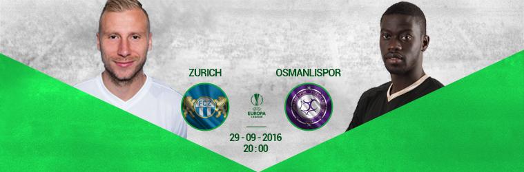 Zurich - Osmanlispor