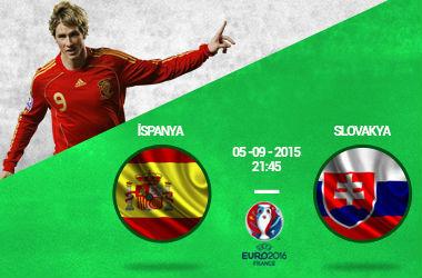 İspanya - Slovakya
