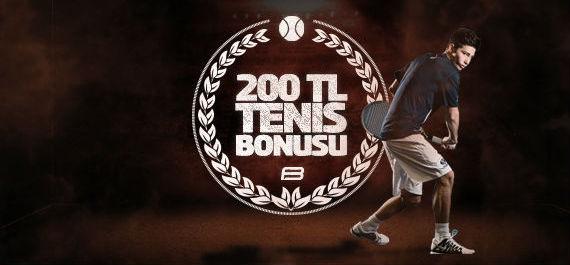 ForvetBet Hergün Tenis Bonusu