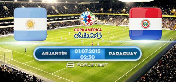Arjantin - Paraguay