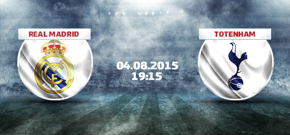 Real Madrid - Totenham
