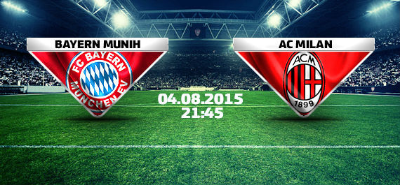 Bayern Munich – AC Milan